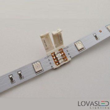 RGB LED szalaghoz toldó elem