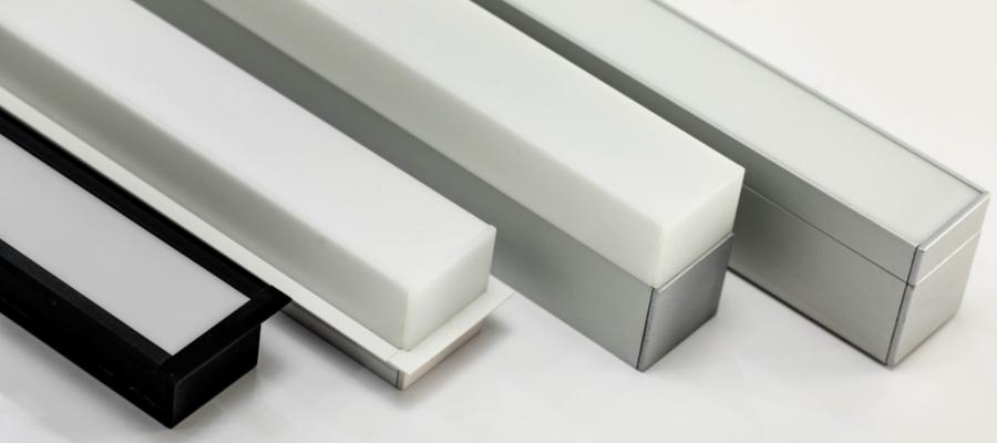 Alumínium LED profil LED szalaghoz