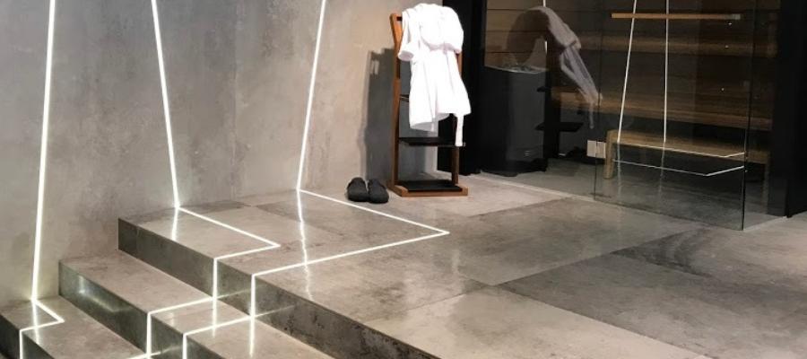 Padló Floor LED profil
