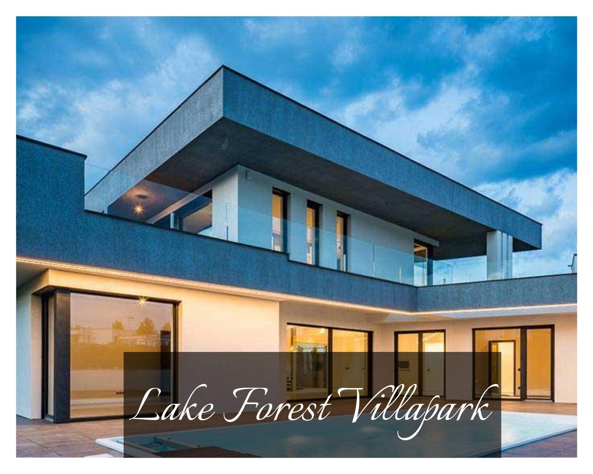 Lake Forest Villapark
