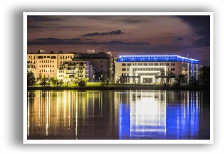 Tópark Residential Park LED Lighting